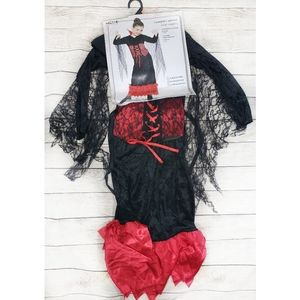 New in Package! Girl's Vampire Queen Dress…
